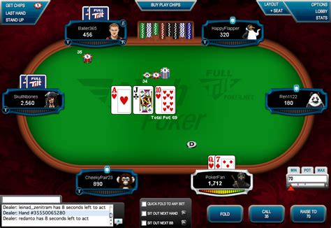 full tilt poker full pc game