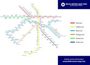 Us Metro Map by Delhi Metro Map The Best Route And Maps To Get