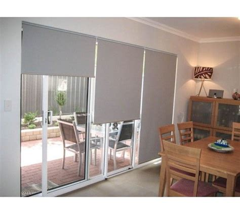 Shades For Sliding Patio Doors 17 Best Ideas About Sliding Door Blinds On Pinterest Sliding Door Coverings Sliding Door