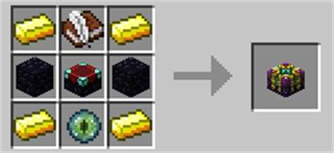 Minecraft Enchantment Table Recipe by Enchanting Plus Feed The Beast Wiki