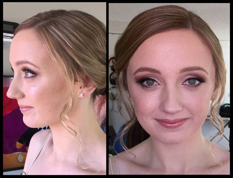 Wedding Hair And Makeup Illawarra by Unique Makeup Artistry Hair And Makeup Wollongong Easy