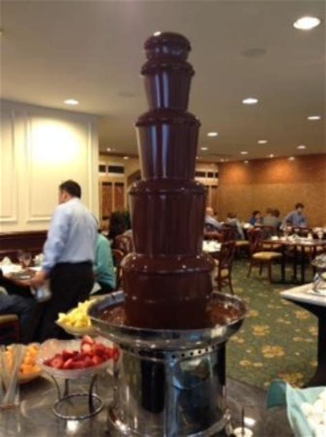 Chocolate Buffet Picture Of The Langham Boston Boston Chocolate Buffet Boston