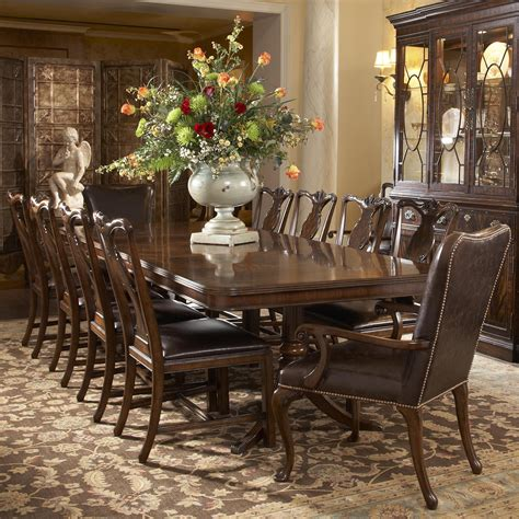 Leather Dining Room Set Dining Room Table Sets Leather Chairs Agreeable Interior Design Ideas