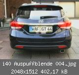 Auto Tieferlegen Linz by Doppelauspuff Seite 2 Hyundai I40 Hyundai Tuning