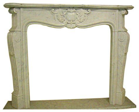 cornici in marmo per camini fireplace in marmo bianco di carrara f 0036 classico
