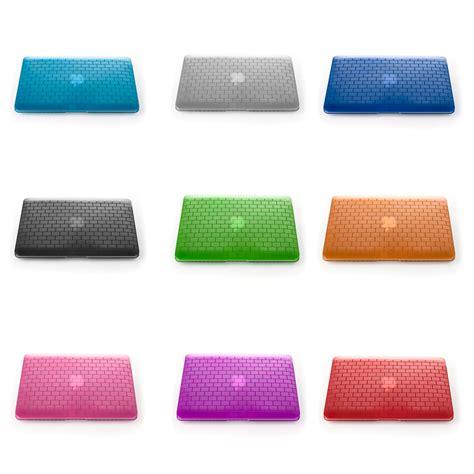 Macbook 13 3 Air Clear Trans Orange Original 100 brick design mcover 174 shell for a1370 a1465 macbook