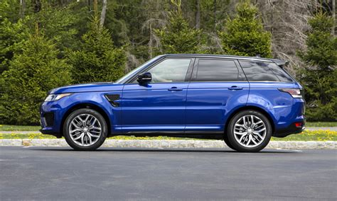 2015 Land Rover Range Rover Sport SVR: First Drive Review