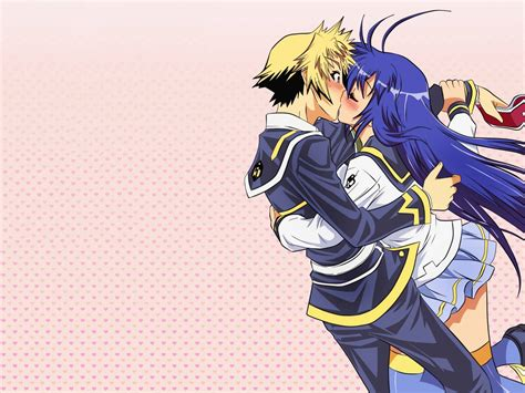medaka box medaka box anime wallpaper