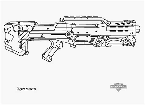 nerf longshot template this means nerf war pinterest