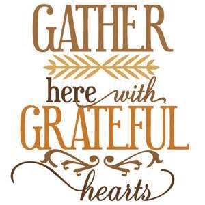 gather grateful hearts svg vinyl cut phrase cutting machines