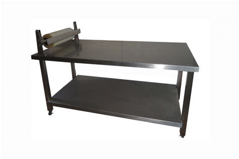Stainless Steel Tables And Shelves Tomitek
