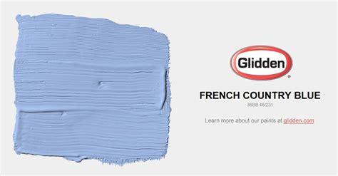 country blue paint color glidden paint colors