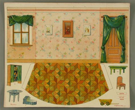 victorian paper doll house best photos of victorian house paper cut out victorian gingerbread house template
