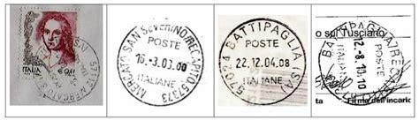 ufficio postale frazionario il postalista e la marcofilia