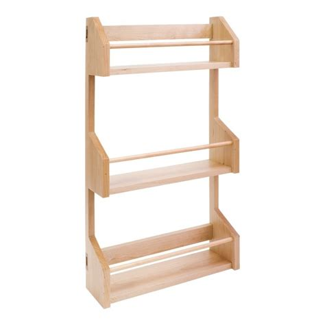 Corner Cabinet Spice Rack Spr15 Spice Rack For 21 Quot Wall Cabinet