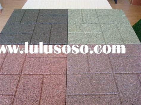 rubber mats for backyard outdoor rubber tiles tile design ideas