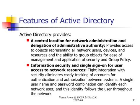 Finder Services Active Directory Services