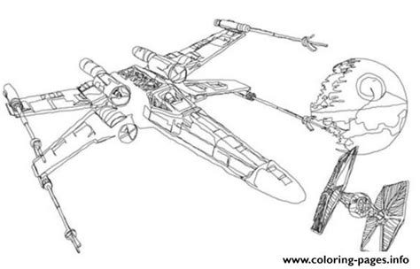 star wars coloring pages x wing fighter star wars x wing coloring pages printable