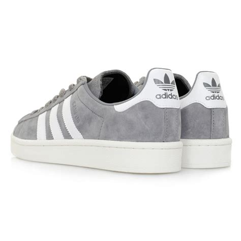 adidas originals adidas cus grey shoe ba7535 in gray lyst