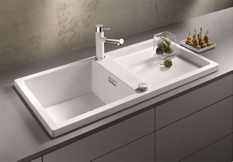 what are kitchen sinks made of sink kitchen sourcebook