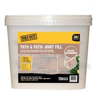 Patio Filler by Kelkay Build Mate Patio Joint Fill In Buff 15kg Tub