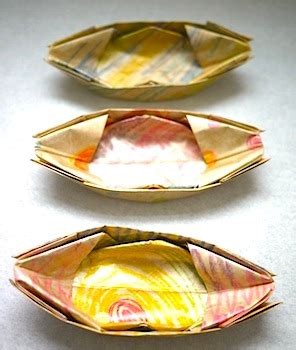 paper boat tutorial things to make and do crafts and - Paper Boat With Wax