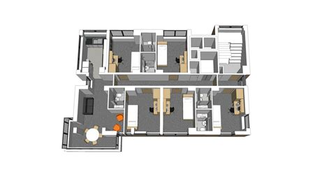Plan Design Build student accommodation baileygomm design engineering