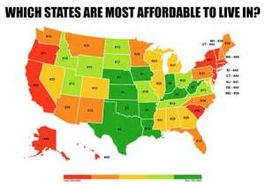 Ranked most affordable state in the us wqadcom cheapest places to live