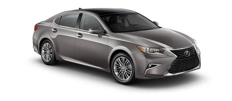 lexus atomic silver es350 2016 lexus es 350 redesign changes release date price