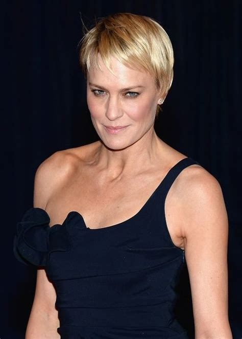 progression of robin wrights hair in house of cards 17 best images about classy short hair styles on