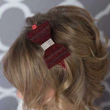 X Pert Hair Colour Spray Glitter Burgundy best hair bows for products on wanelo