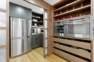 Kitchen Sliding Door Design by Hidden Kitchen Archives Home Caprice Your Place For