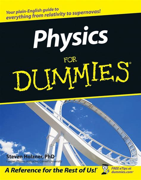 books with pictures pdf high definition ebooks physics for dummies steven holzner