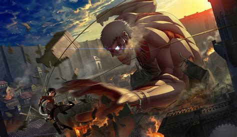 Aot Wallpapers Shingeki No Kyojin Attack On Titan