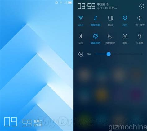 elek gan a flat and clean miui 8 theme for every xiaomi tencent new rom with a flat design