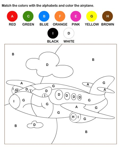 color by letter worksheets color by letter worksheets for free printable
