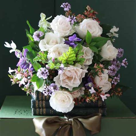 Real Flower Bouquet the real flower company flirty fleurs the florist