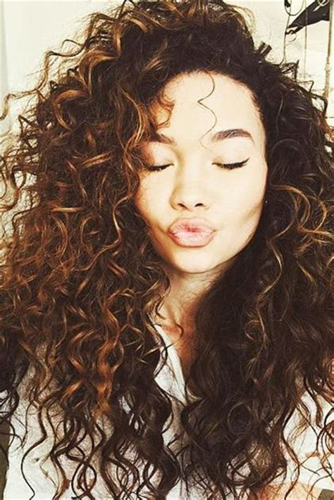 new hair in big best 25 big curly hair ideas on pinterest