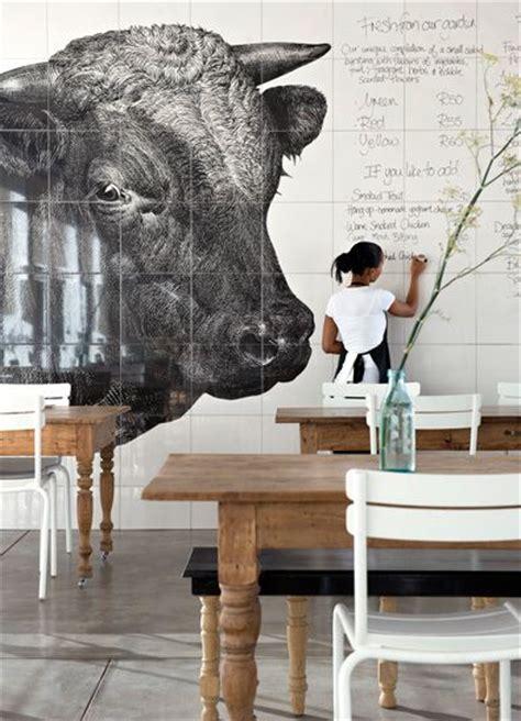 Handmade Tiles South Africa - restaurant interior handmade tiles can be colour