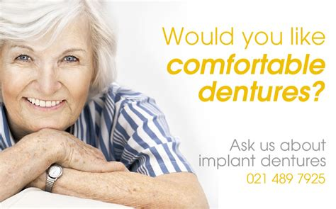 comfortable dental uncomfortable dentures we can help with our comfortable