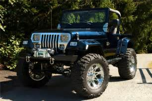 Jeep Tj Custom 1991 Jeep Wrangler Custom Suv 132899
