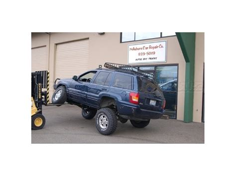jeep grand suspension kits jeep grand wj wg 6 5 quot lift kit suspension