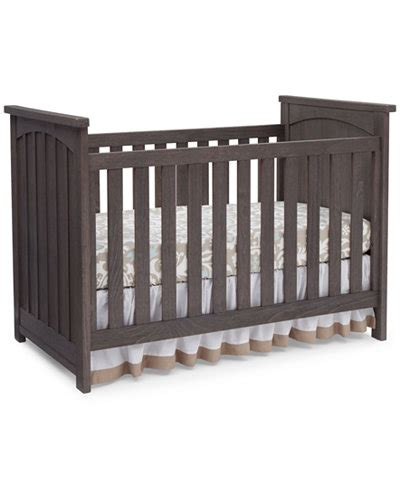 Macys Baby Cribs Hinkson 3 In 1 Crib Ship Furniture Macy S