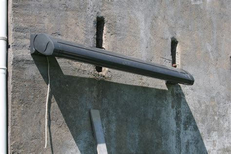 markisen mannheim elektrische vollkassettenmarkise mit fernbedienung 2m in