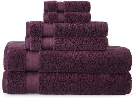 Bath Towels Royal Velvet Royal Velvet Luxury Cotton Loops Bath Towels
