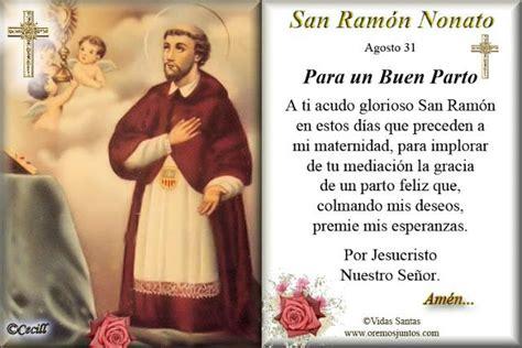 san p o x papa patrono de los catequistas 31 de agosto san ram 243 n nonato patrono de las embarazadas