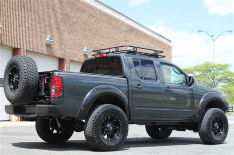 lifted nissan frontier for sale one of a 2010 nissan frontier pro 4x crew cab lifted