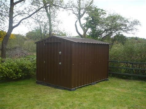 Sheds Donegal by Metal Garden Sheds From Better Garden Products Co