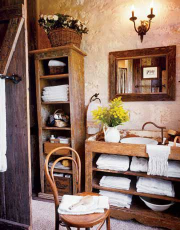 typical country bathroom d 233 cor ideas