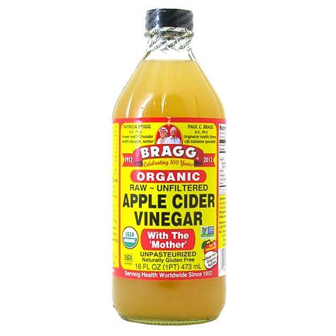 apple cider vinegar bragg organic raw apple cider vinegar with mother choose